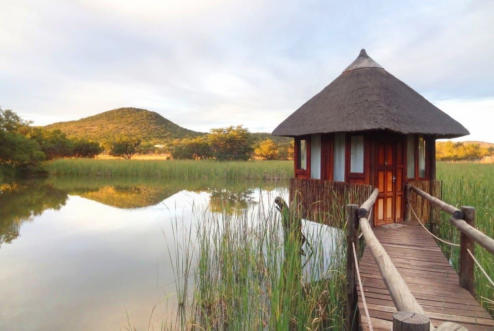 De 10 mooiste safari-lodges in Zuid-Afrika