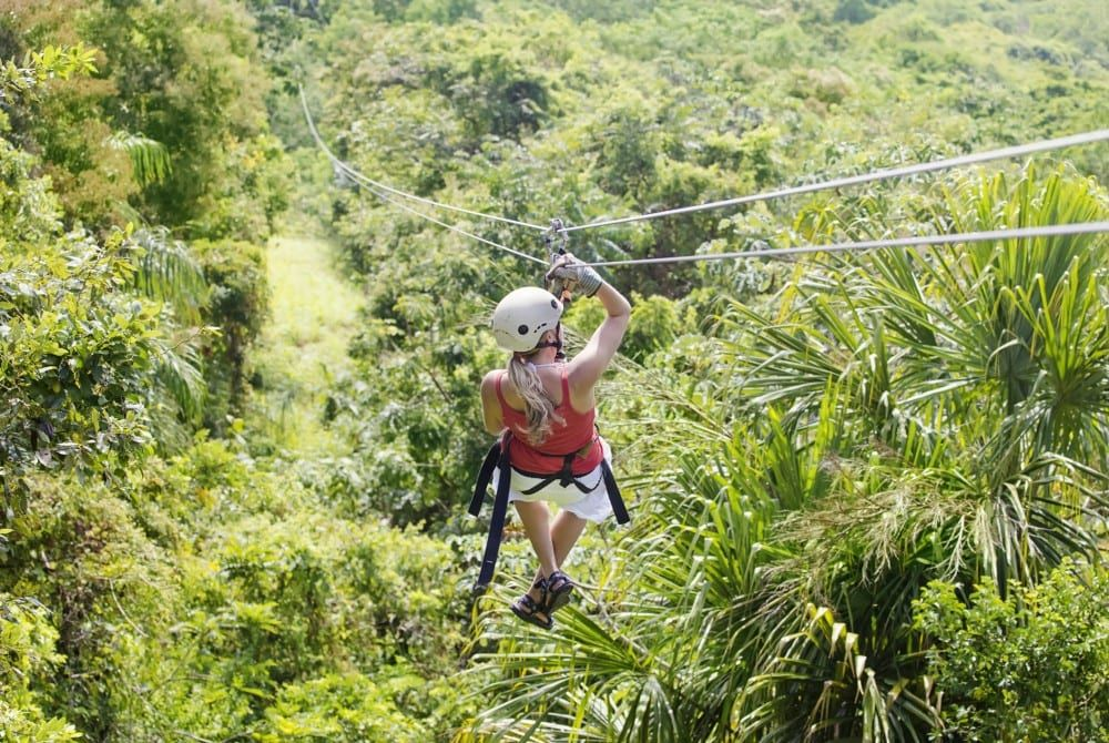 Supergaaf in Laos: de Gibbon Experience