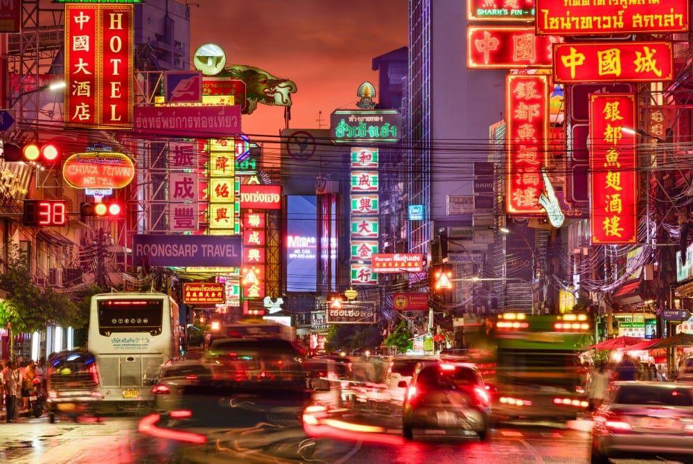 Chinatown: Must-see in Bangkok