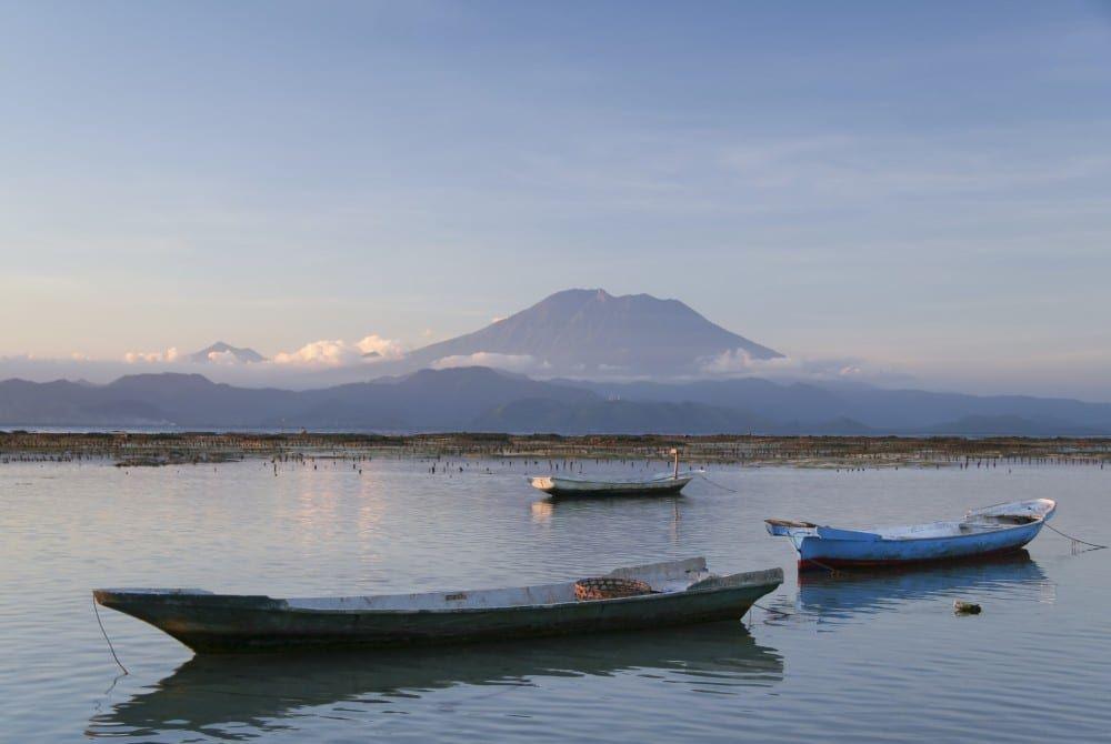 Gunung Agung: de hoogste berg op Bali