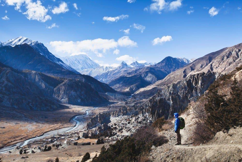 Voor op de bucketlist: Trekking door Annapurna in Nepal