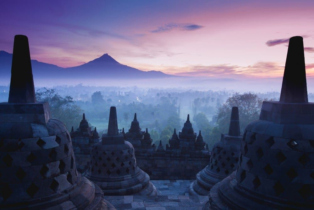 Borobudur: Dé absolute must-see van Indonesië