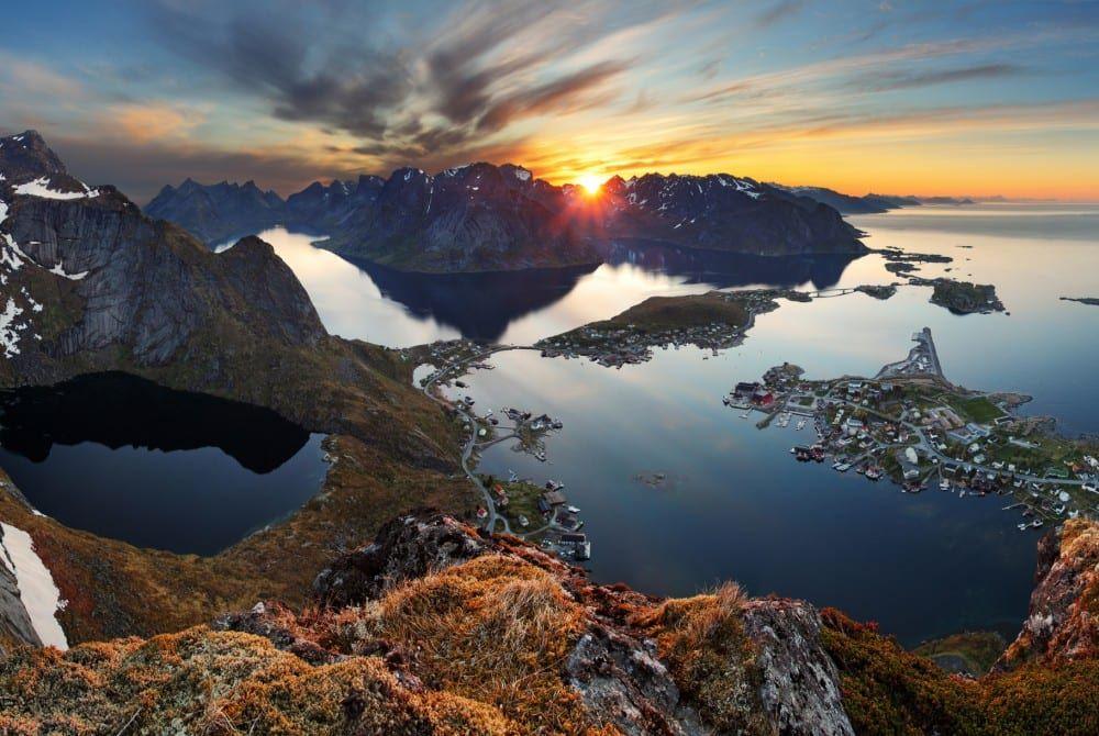 De Lofoten: Beeldschone eilanden in Noorwegen
