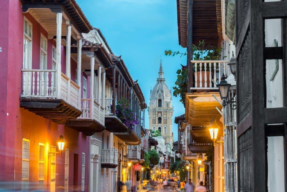 10x De mooiste steden van Zuid-Amerika