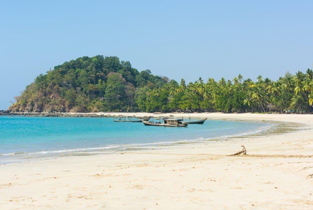 De 7 mooiste plekken van Myanmar