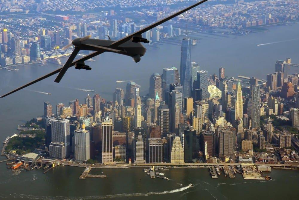Filmpje: New York zoals je het nog niet eerder zag