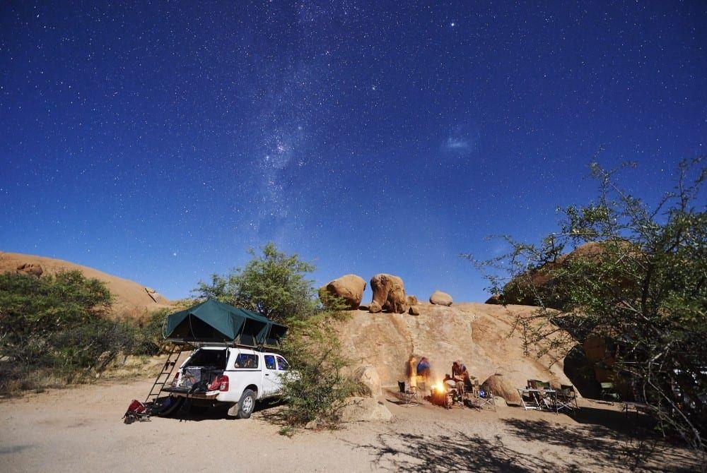 Waarom een auto huren in Namibië héél gaaf is