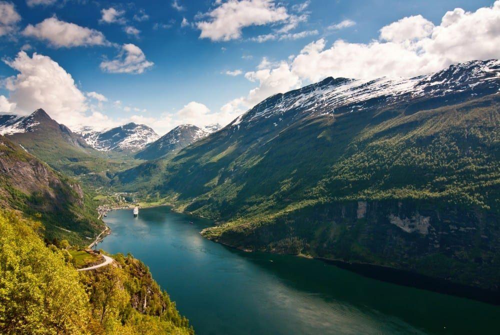 Voor op je bucketlist: een roadtrip Scandinavië