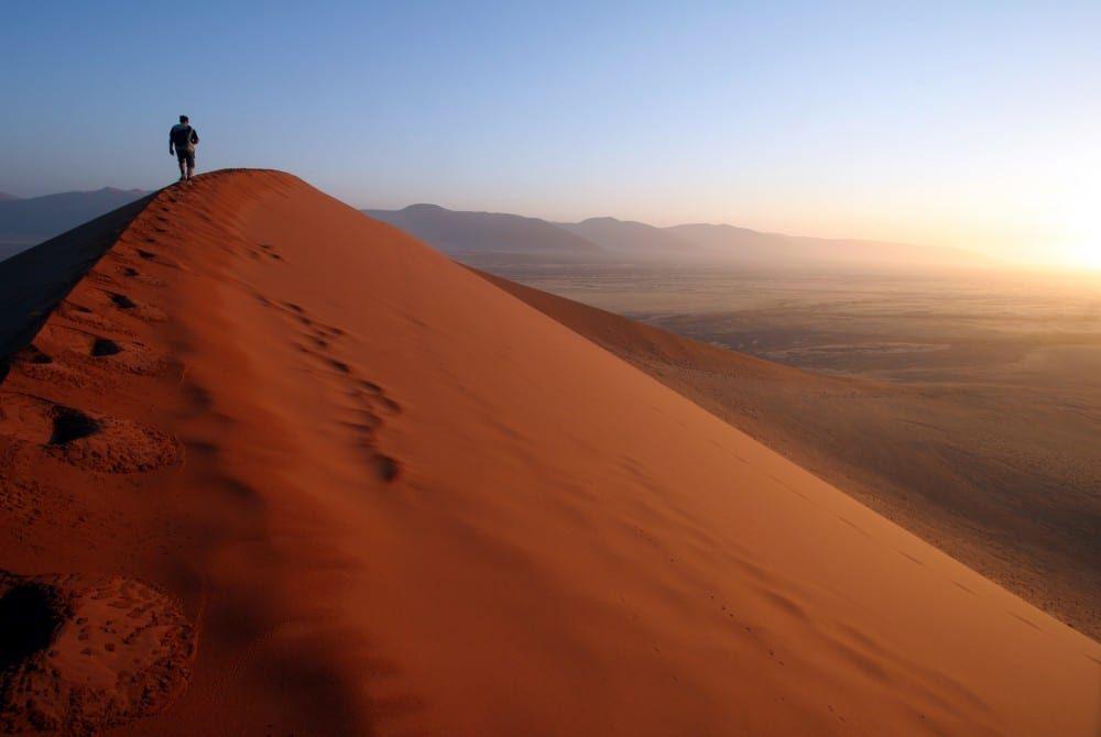 De 15 mooiste plekken in Namibië