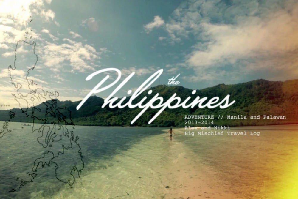 Dit filmpje van de paradijselijke Filipijnen wil je écht zien