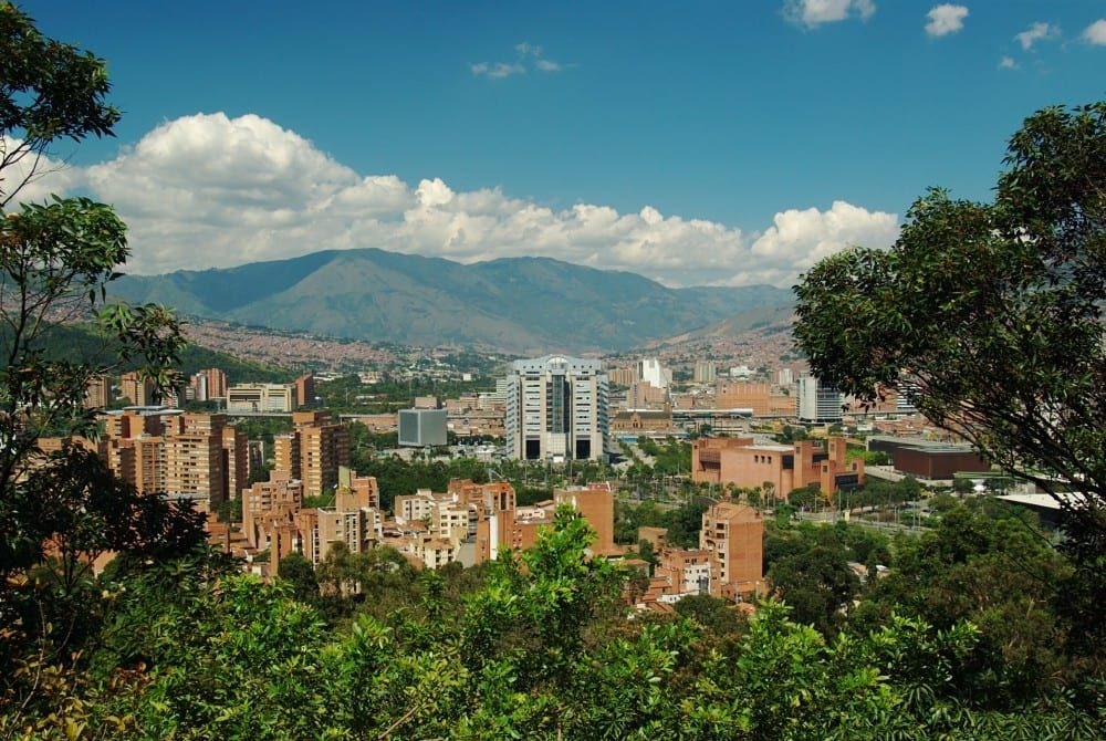 Medellín in Colombia: Tips en bezienswaardigheden