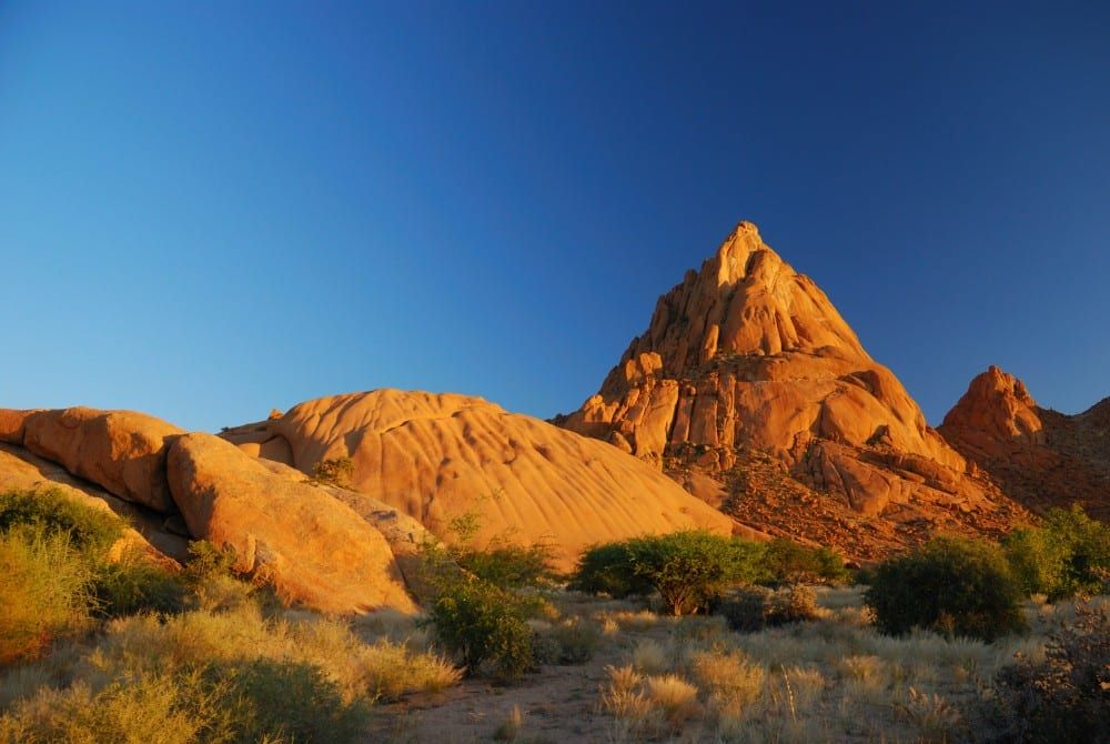 Must-see in Namibië: Spitzkoppe