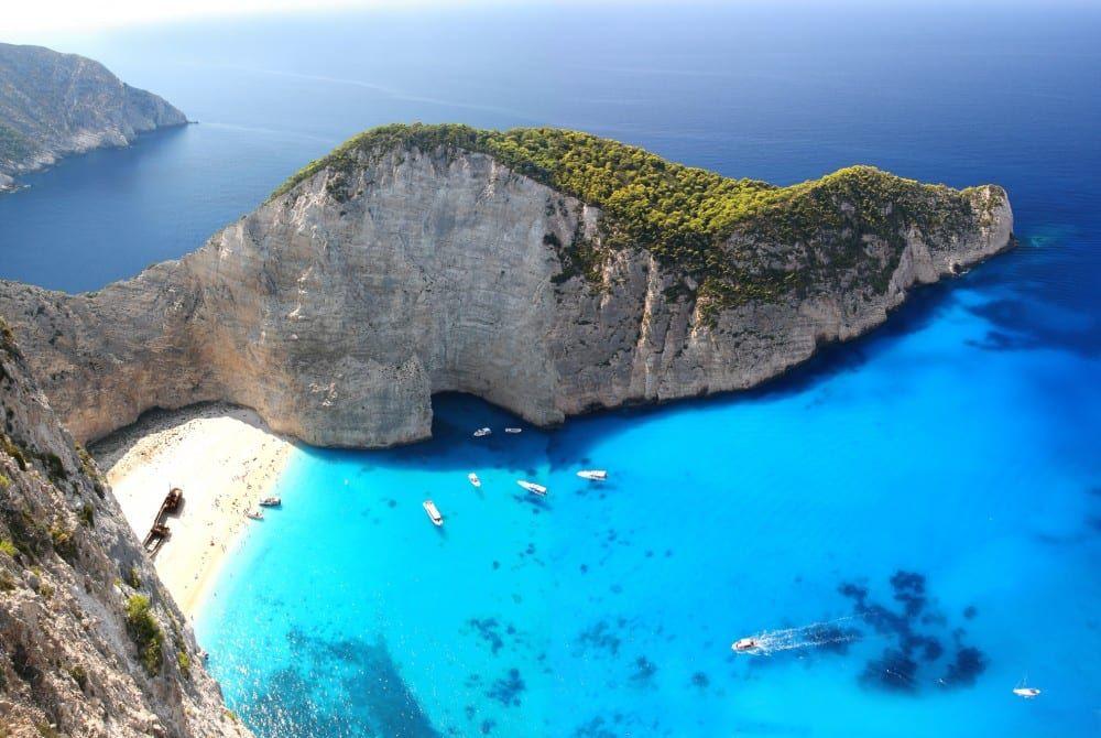 De mooiste plekken van Griekenland: Top 25 bezienswaardigheden