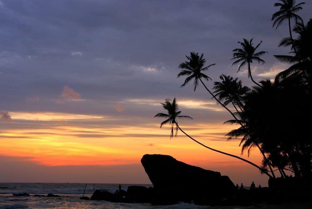 De 7 mooiste stranden van Sri Lanka