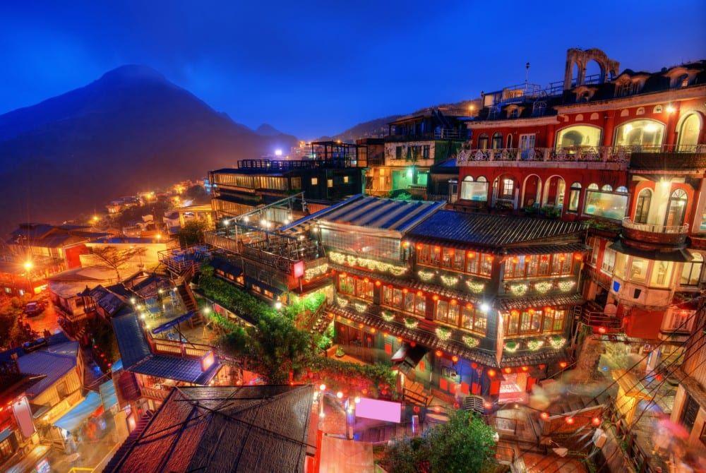 De mooiste plekken van Taiwan: top 10 bezienswaardigheden