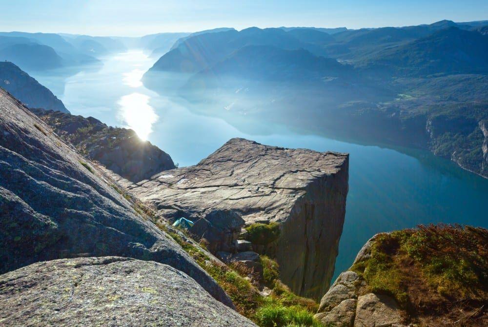 Must-see in Noorwegen: Preikestolen
