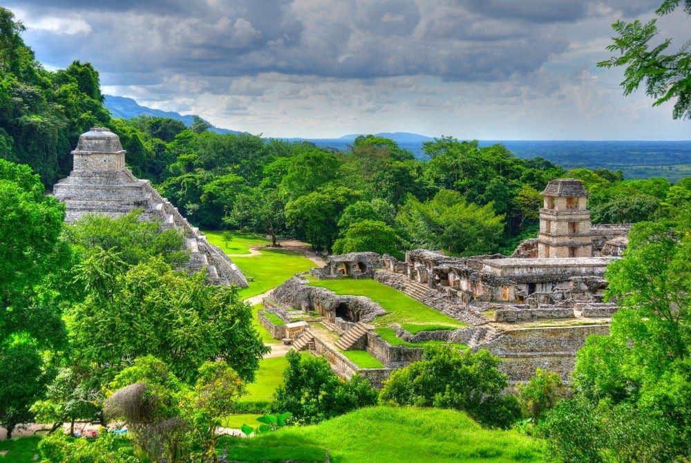 Top 5 Must-see ruïnes van Centraal-Amerika