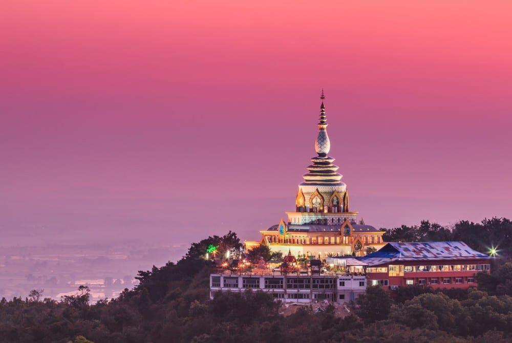 Het noordoosten van Thailand: 5 plekken die je gezien móet hebben