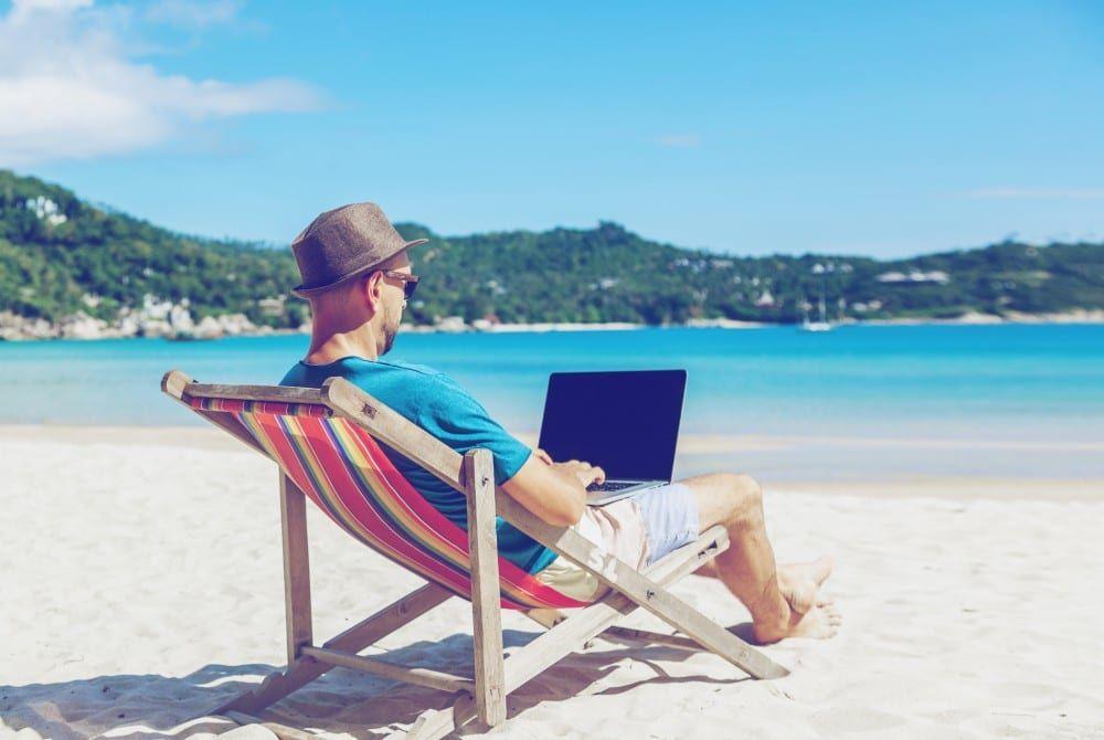 Dit zijn de vijf beste plekken voor digital nomads