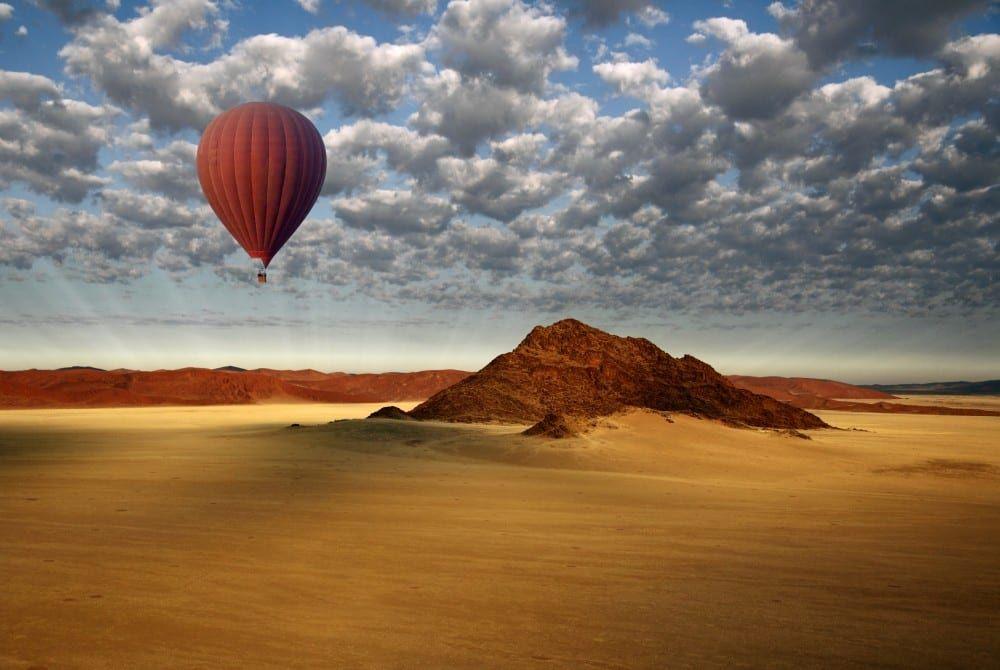 De beste reistijd voor een rondreis in Namibië