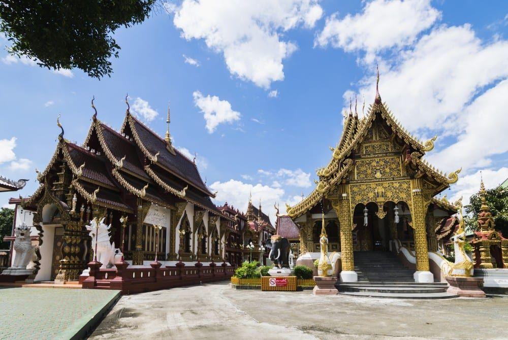 Chiang Saen: Historisch stadje in de Gouden Driehoek