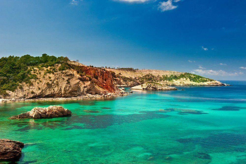 De 10 mooiste stranden van Ibiza