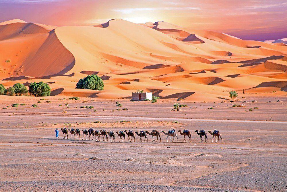 Gouden combi: rondreis Marokko combineren met een strandvakantie
