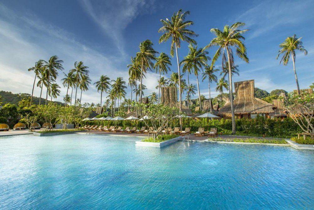De 10 mooiste luxe hotels in Thailand