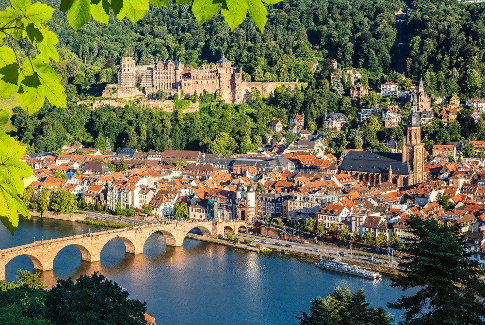 De top 10 mooiste steden van Duitsland