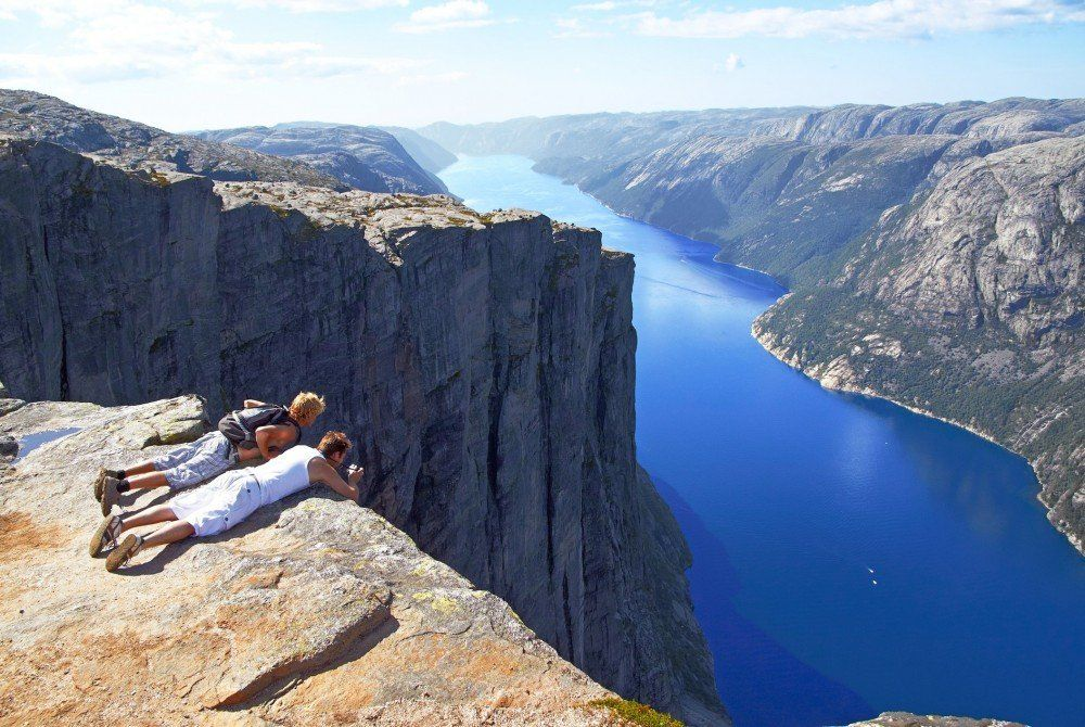 De 5 mooiste fjorden in Noorwegen