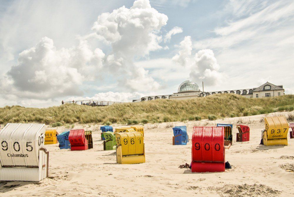 De mooiste plekken langs de Duitse kust