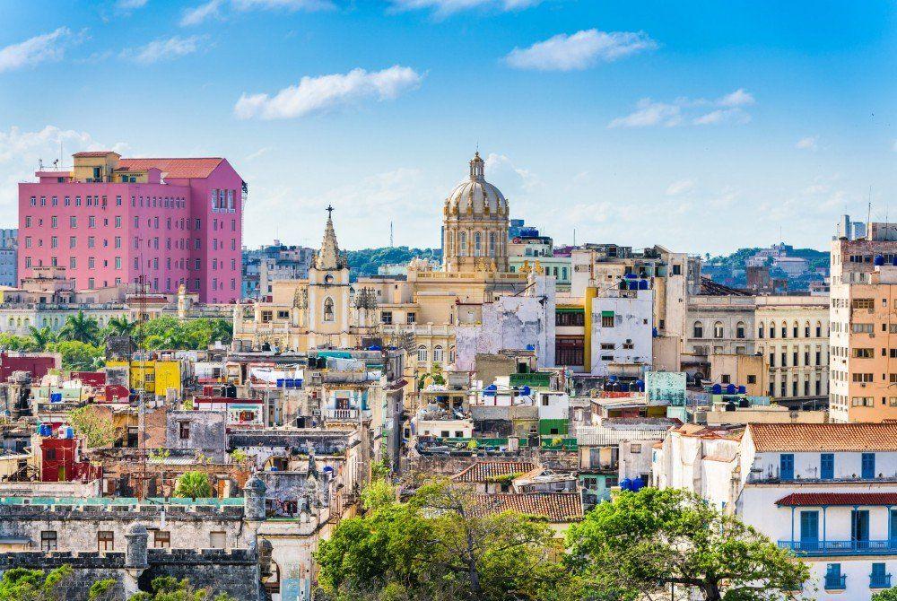 De 5 mooiste steden van Cuba