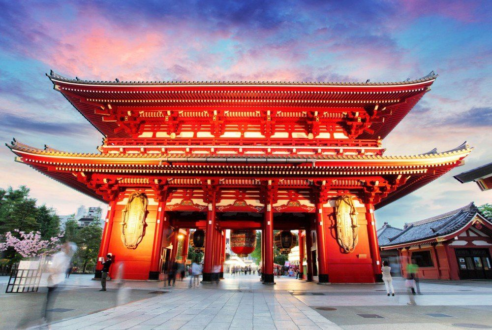 Rondreis Japan: de ultieme route voor 2-3 weken
