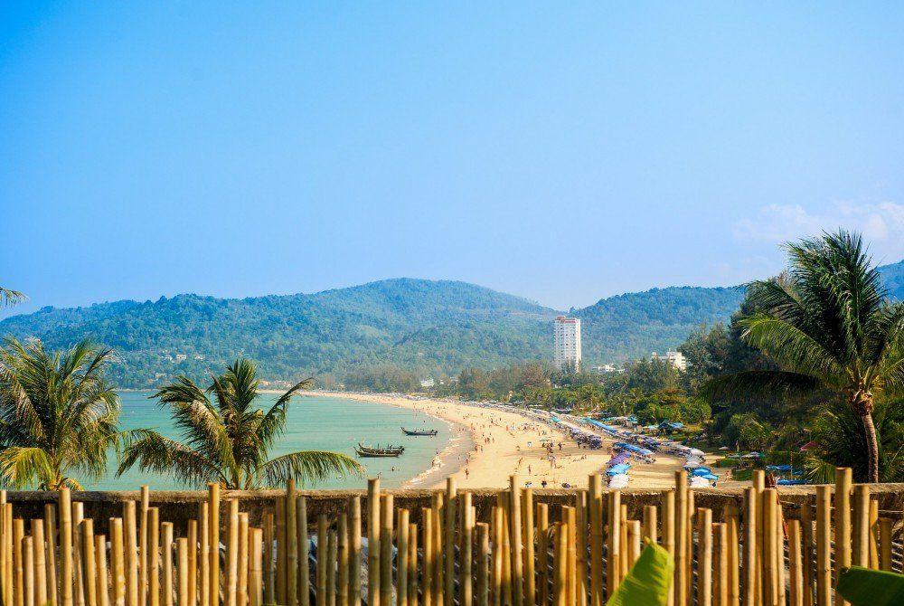 7x de mooiste stranden van Phuket