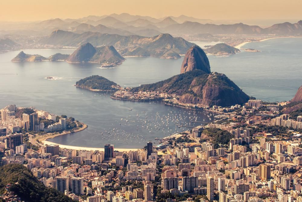 8x de mooiste bezienswaardigheden van Rio de Janeiro