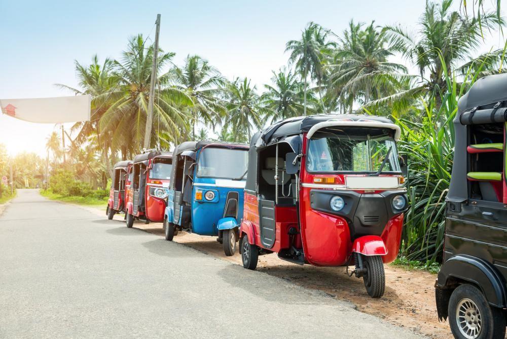 Sri Lanka rondreis tip: huur een auto met privéchauffeur