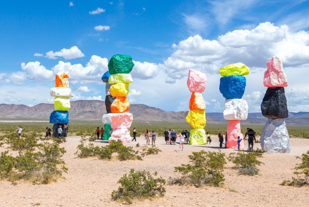 Roadtrip Los Angeles naar Las Vegas? Dit wil je zien!
