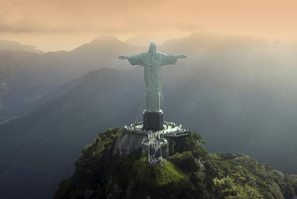 Zien: filmpje van een rondreis Brazilië