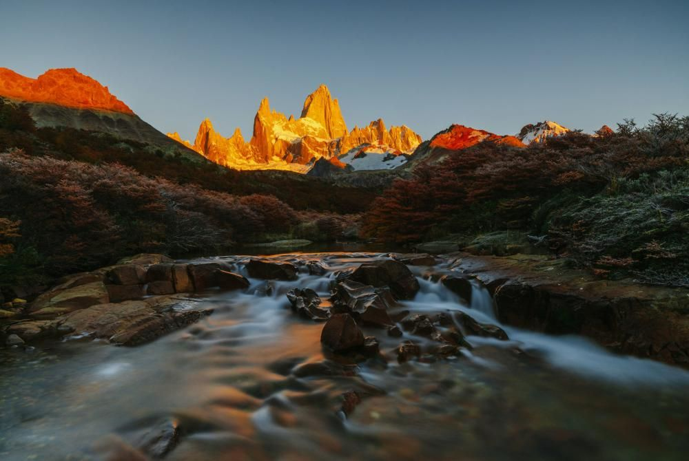 De ruwe pracht van Patagonië in beeld