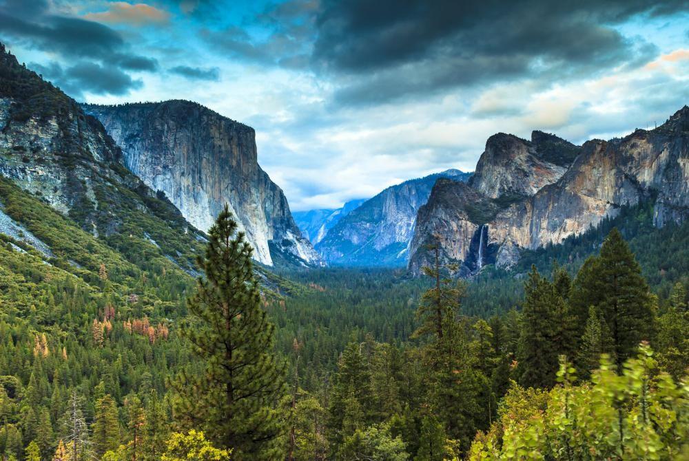 Top 15 mooiste bezienswaardigheden in Yosemite National Park