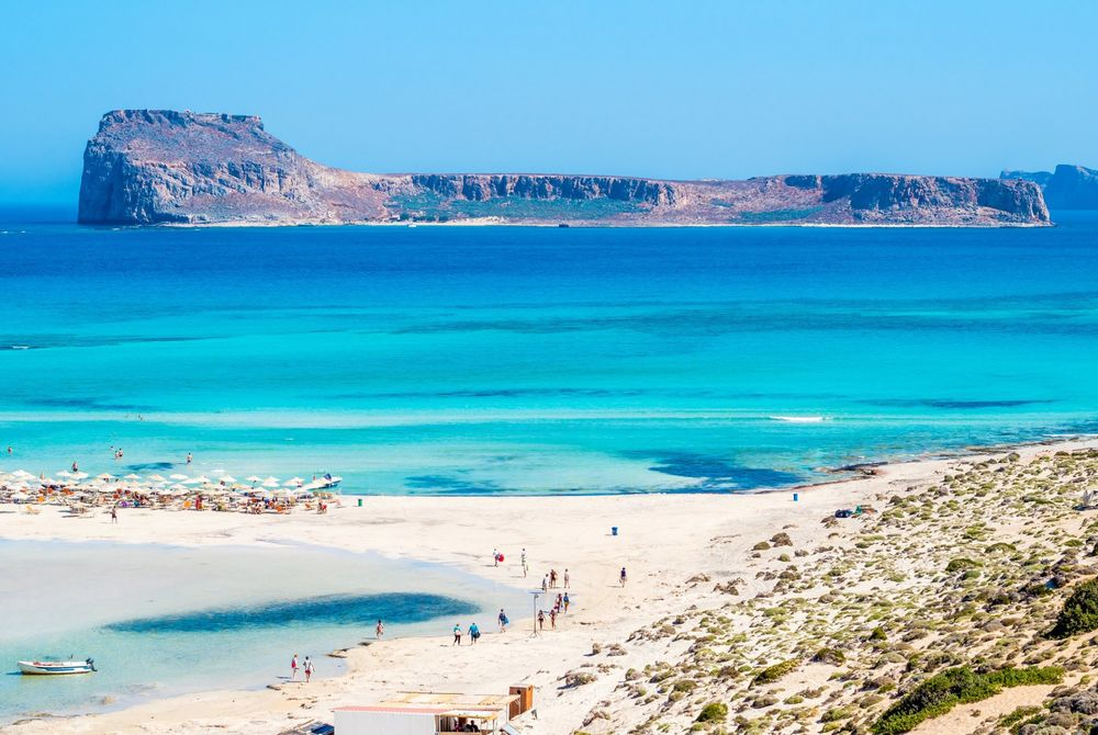 Dit zijn de 7 mooiste stranden van Kreta