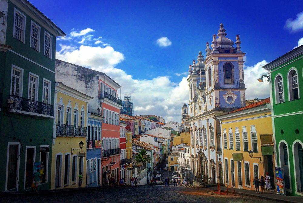 De 5 mooiste steden van Brazilië