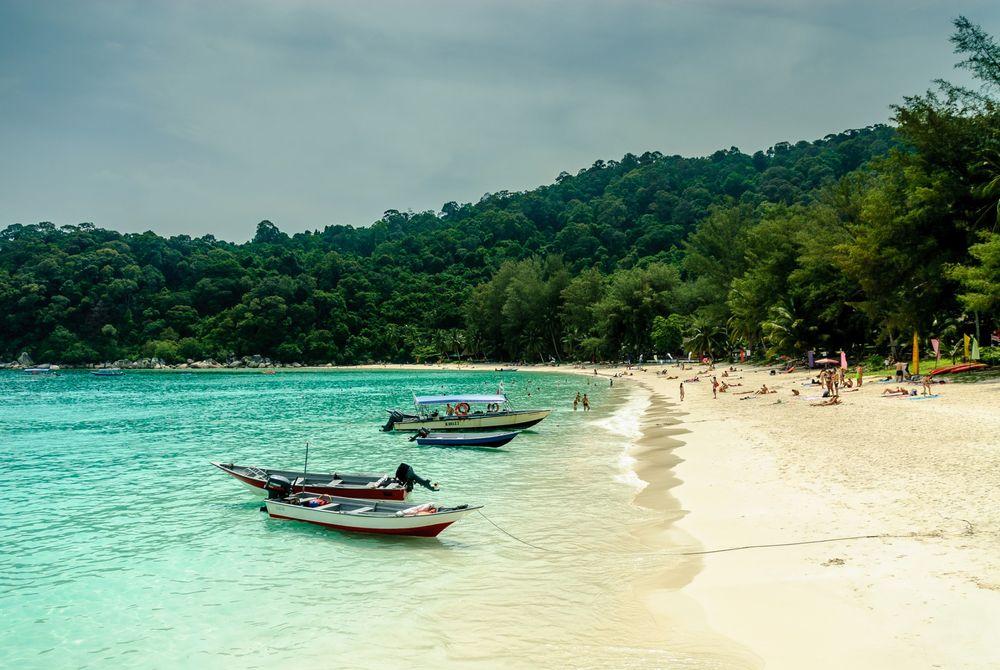 Perhentian eilanden: héérlijke bounty-eilanden in Maleisië