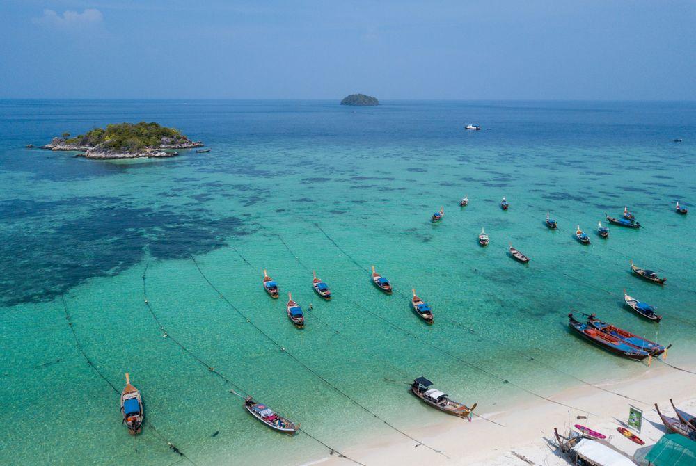 Phuket, Koh Phi Phi & Krabi met een drone gefilmd - WAUW!