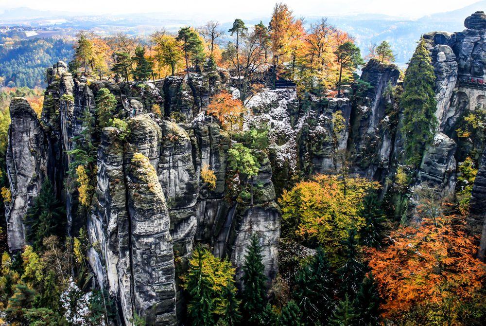 15x De mooiste natuurgebieden in Duitsland