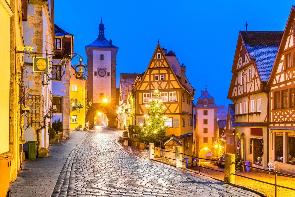 De 5 mooiste onbekende stadjes van Duitsland