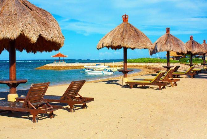 De stranden van Bali