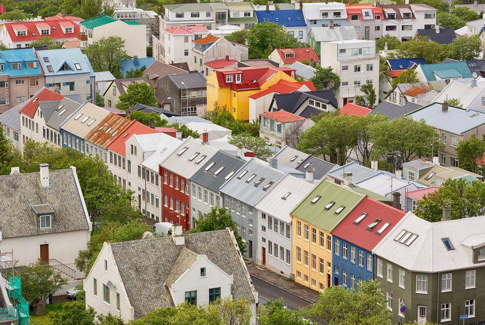 Bestemming Reykjavik