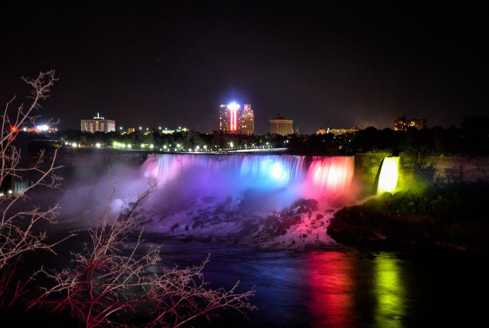 Kleurrijke Niagara