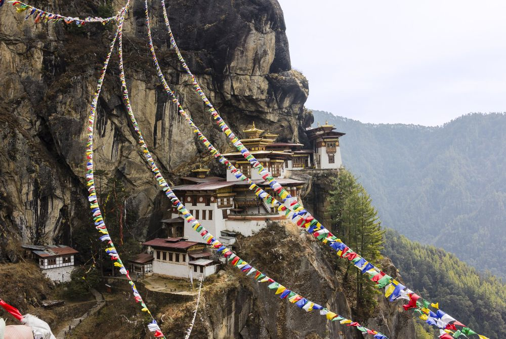 Bijzonder Bhutan